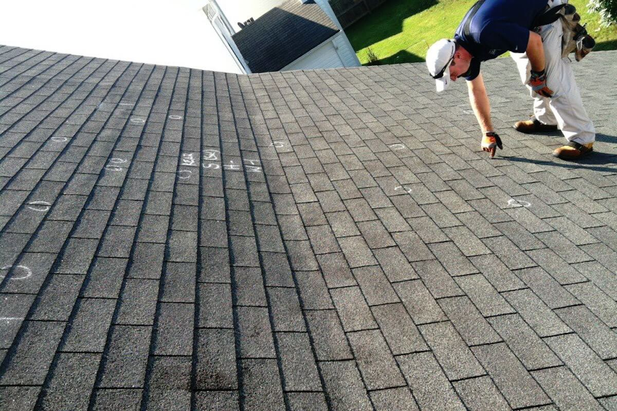 roof insurance claim